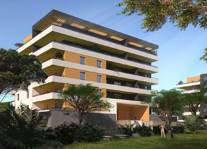 Appartement à vendre 33.24m2 à Ajaccio