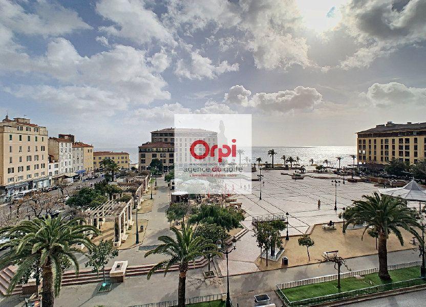 Appartement à vendre 137.11m2 à Ajaccio