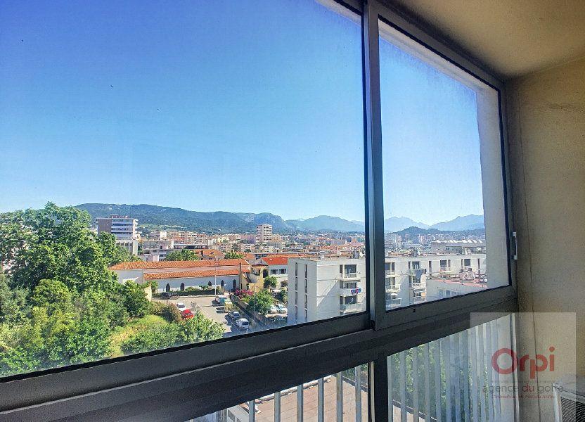 Appartement à louer 36.7m2 à Ajaccio