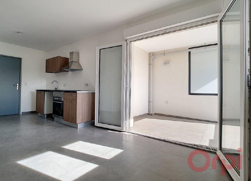 Appartement à louer 29.42m2 à Ajaccio