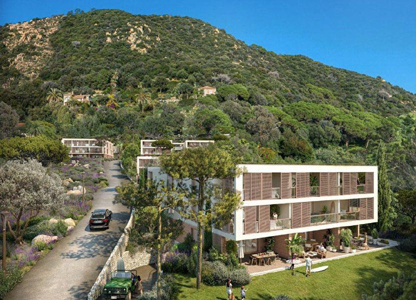 Appartement à vendre 87.7m2 à Ajaccio