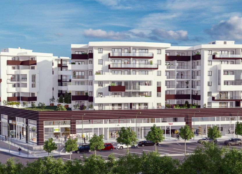 Appartement à vendre 71.4m2 à Ajaccio