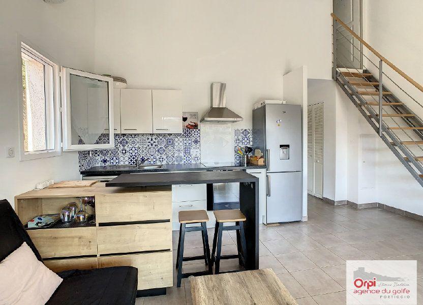 Appartement à louer 49.44m2 à Grosseto-Prugna