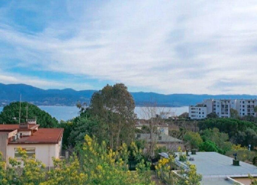 Appartement à vendre 68m2 à Ajaccio