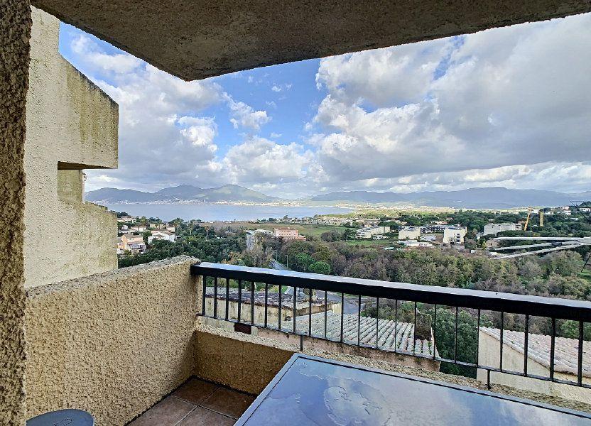 Appartement à vendre 31.52m2 à Grosseto-Prugna