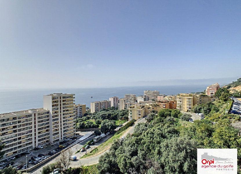 Appartement à louer 71m2 à Ajaccio