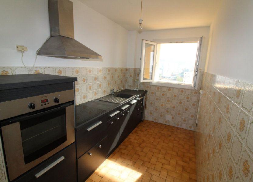 Appartement à louer 48m2 à Ajaccio