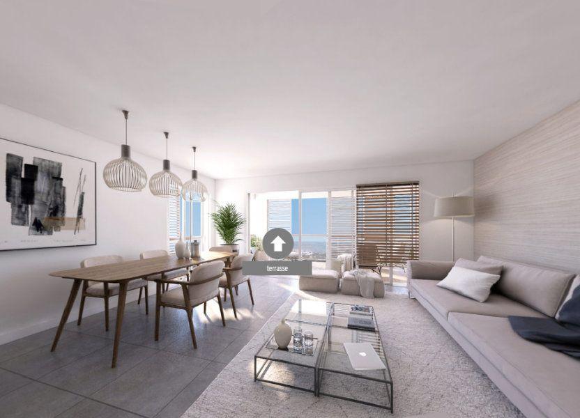 Appartement à vendre 92.21m2 à Ajaccio