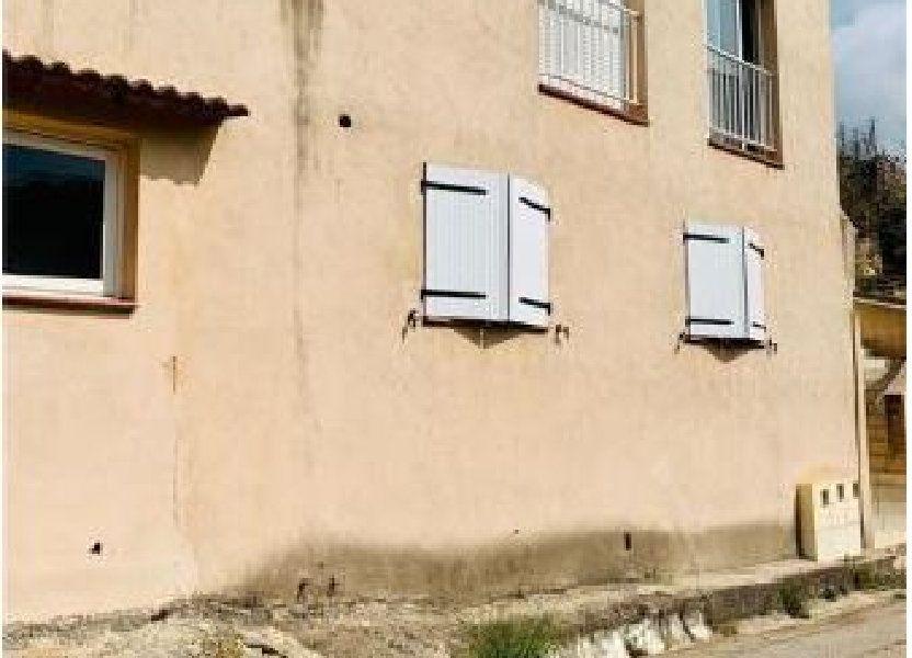 Appartement à louer 53.3m2 à Cauro
