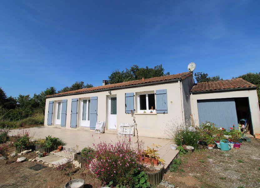 Maison à vendre 97m2 à Sablonceaux