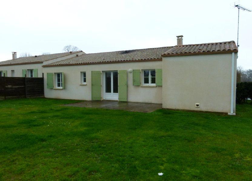 Maison à vendre 86.66m2 à Sainte-Gemme