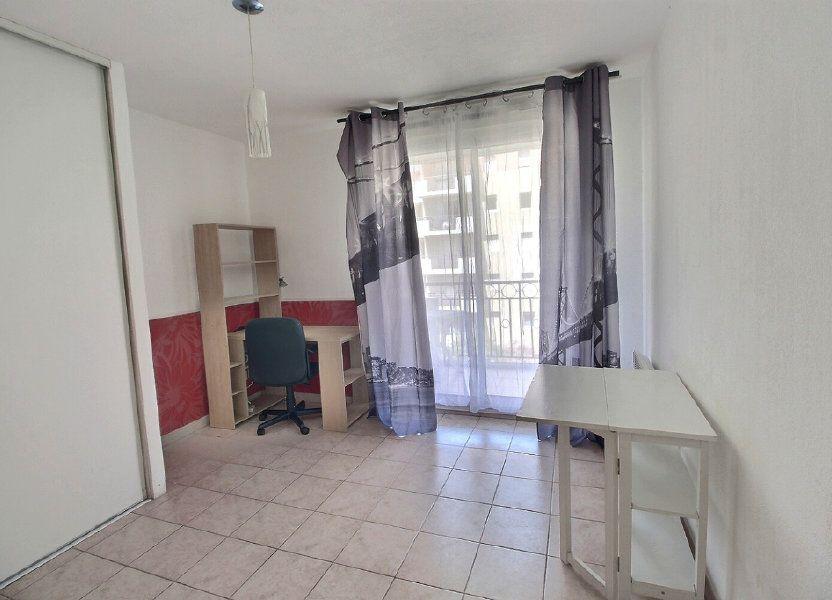 Appartement à louer 19m2 à Marseille 10