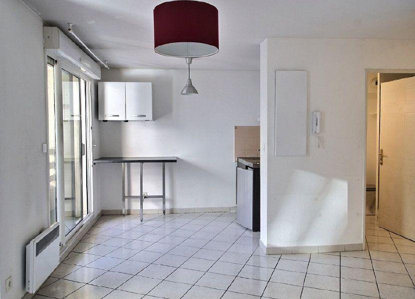 Appartement à louer 29m2 à Marseille 5