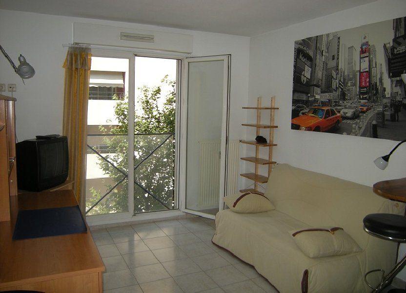 Appartement à louer 19m2 à Marseille 5