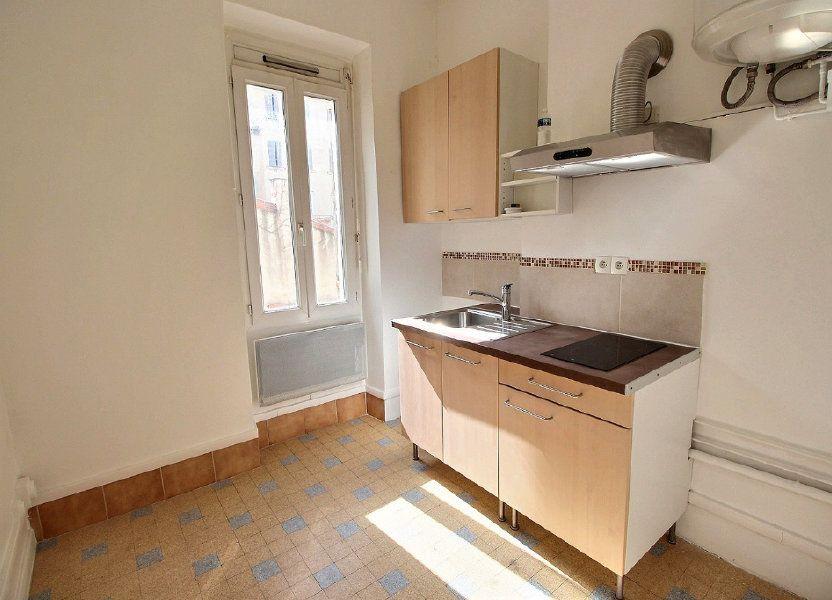 Appartement à louer 0m2 à Marseille 6