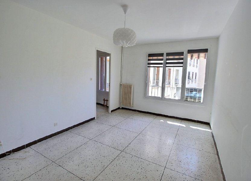 Appartement à louer 38m2 à Marseille 5