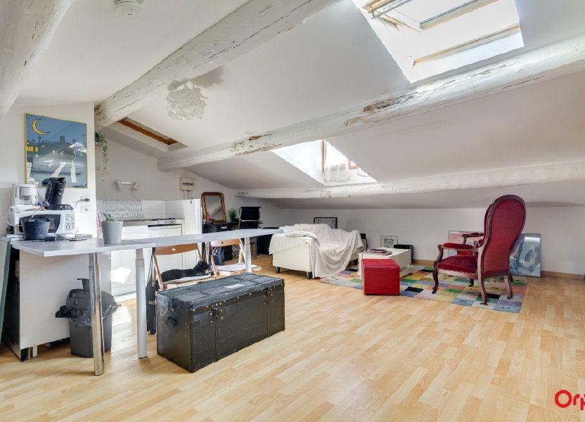 Appartement à vendre 18.24m2 à Marseille 5