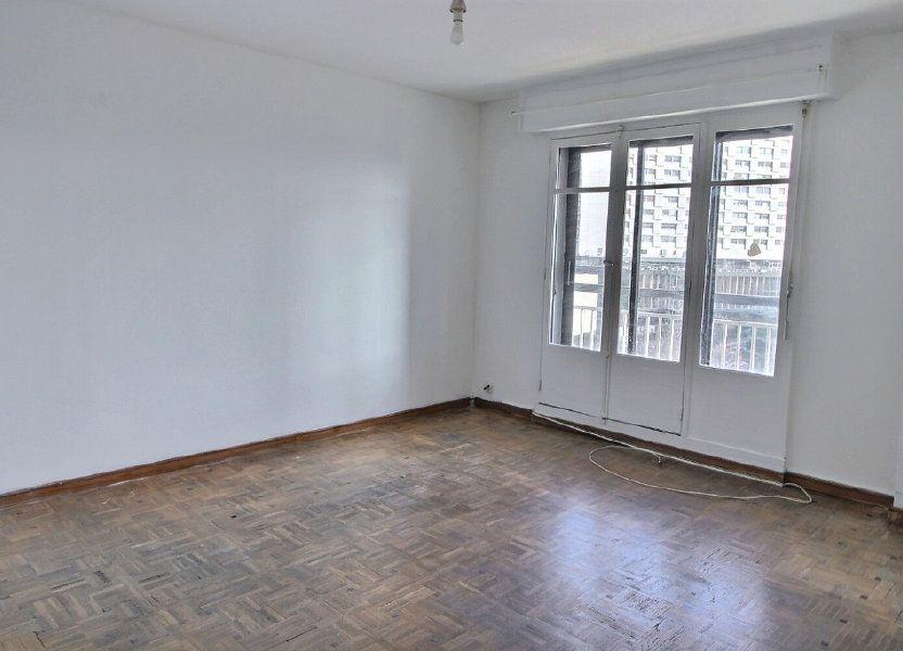 Appartement à louer 46m2 à Marseille 5