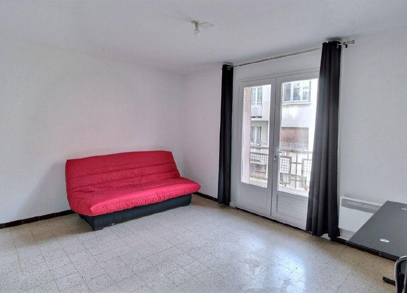 Appartement à louer 24m2 à Marseille 5
