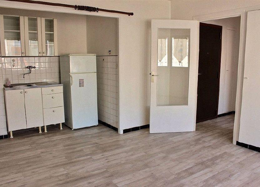 Appartement à louer 35m2 à Marseille 5
