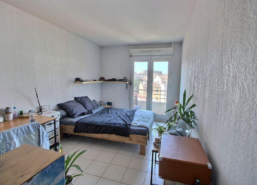 Appartement à louer 20m2 à Marseille 5