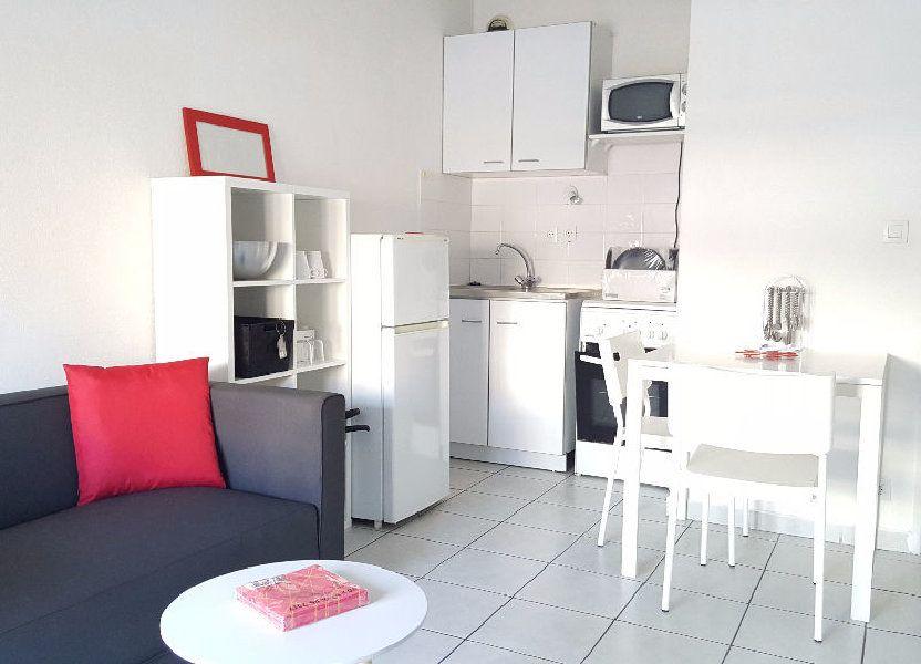 Appartement à louer 32m2 à Marseille 5