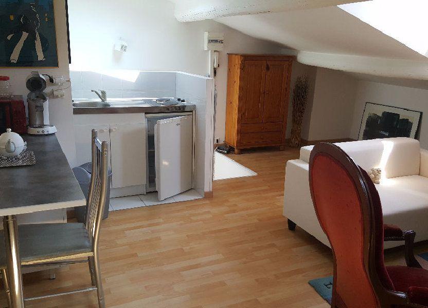 Appartement à louer 34m2 à Marseille 5