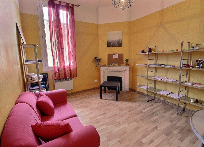 Appartement à louer 33m2 à Marseille 5