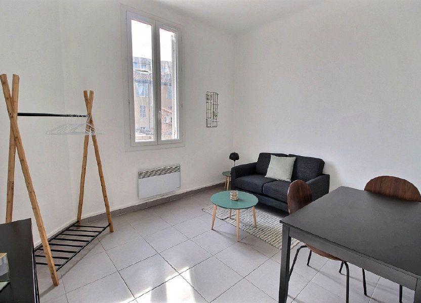 Appartement à louer 31m2 à Marseille 5