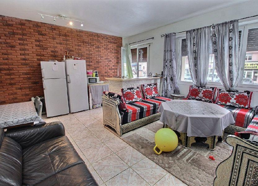 Appartement à vendre 70m2 à Marseille 3