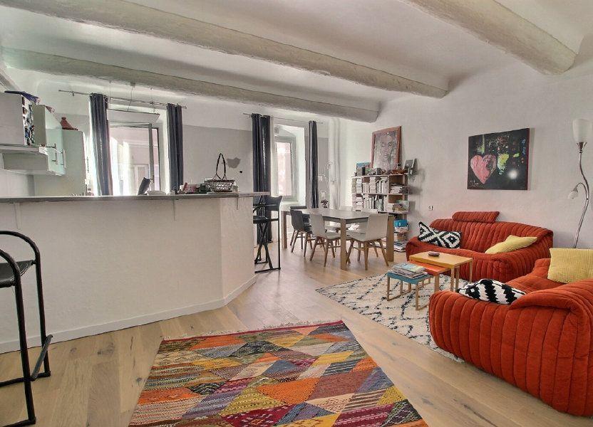 Appartement à vendre 68.51m2 à Marseille 1