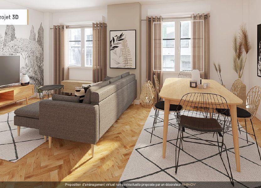 Appartement à vendre 70.6m2 à Marseille 5