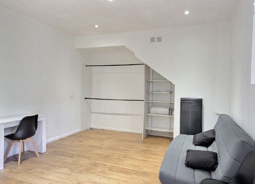 Appartement à louer 26m2 à Marseille 10