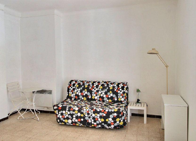 Appartement à louer 28m2 à Marseille 5