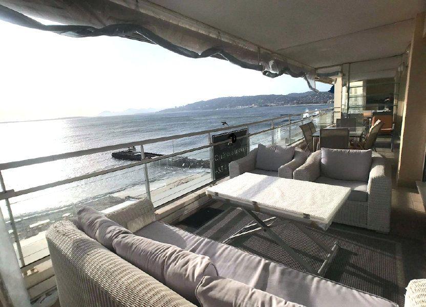 Appartement à vendre 135m2 à Juan-les-Pins - Antibes