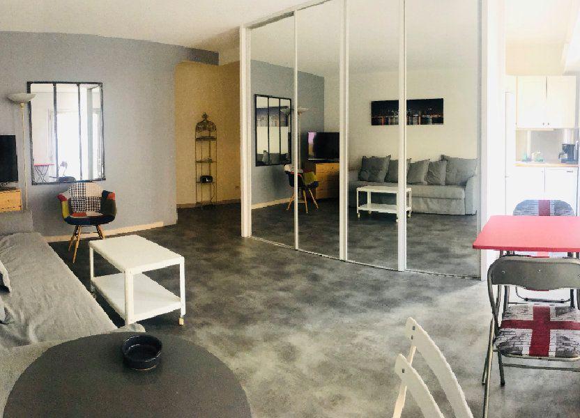 Appartement à louer 30m2 à Cannes