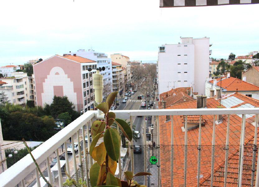 Appartement à vendre 71m2 à Cannes