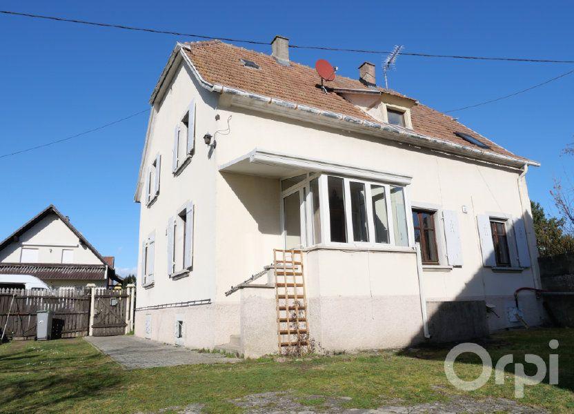 Appartement à louer 70.29m2 à Kunheim