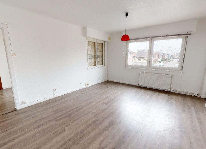 Immeuble à vendre 140m2 à Horbourg-Wihr