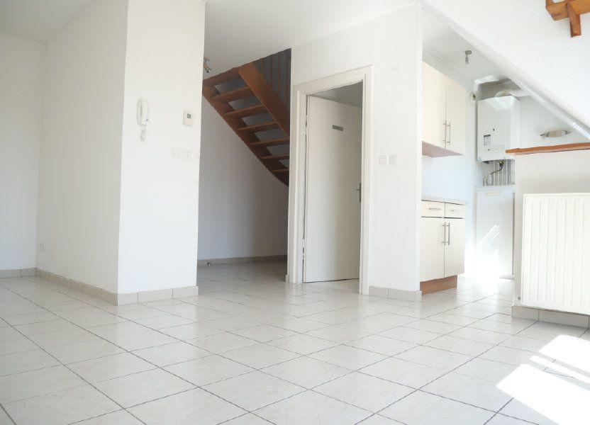 Appartement à louer 63.43m2 à Biesheim