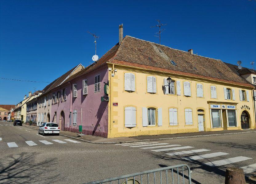 Immeuble à vendre 444m2 à Neuf-Brisach