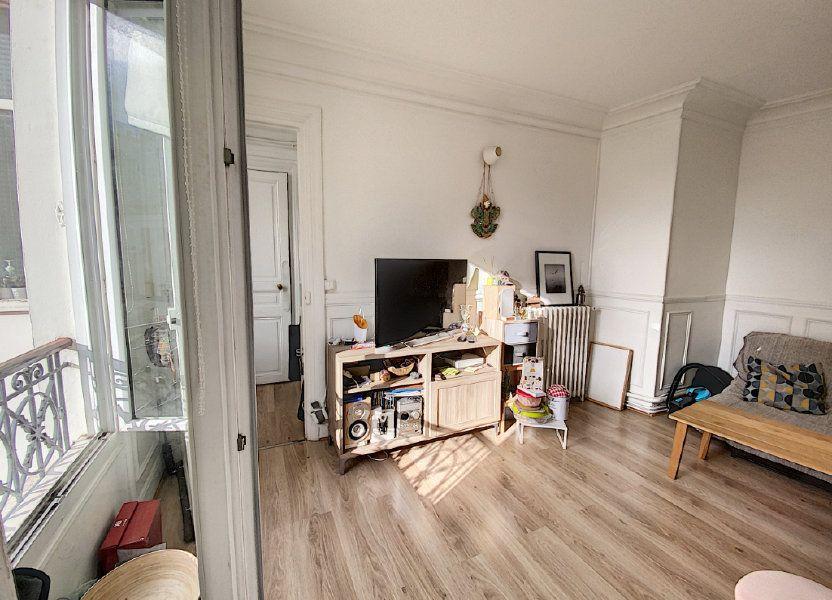 Appartement à vendre 41.55m2 à Paris 10