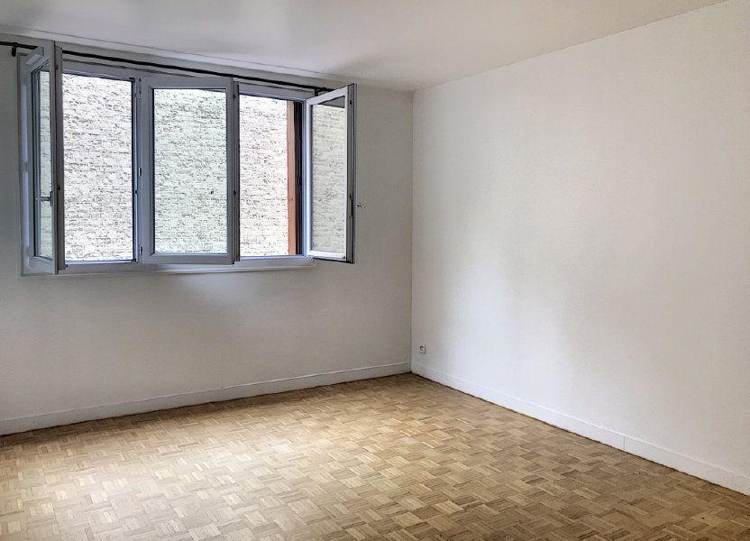 Appartement à vendre 54m2 à Paris 17