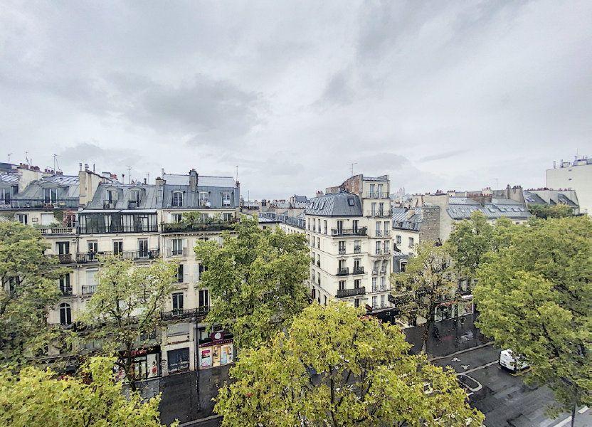 Appartement à vendre 32m2 à Paris 10