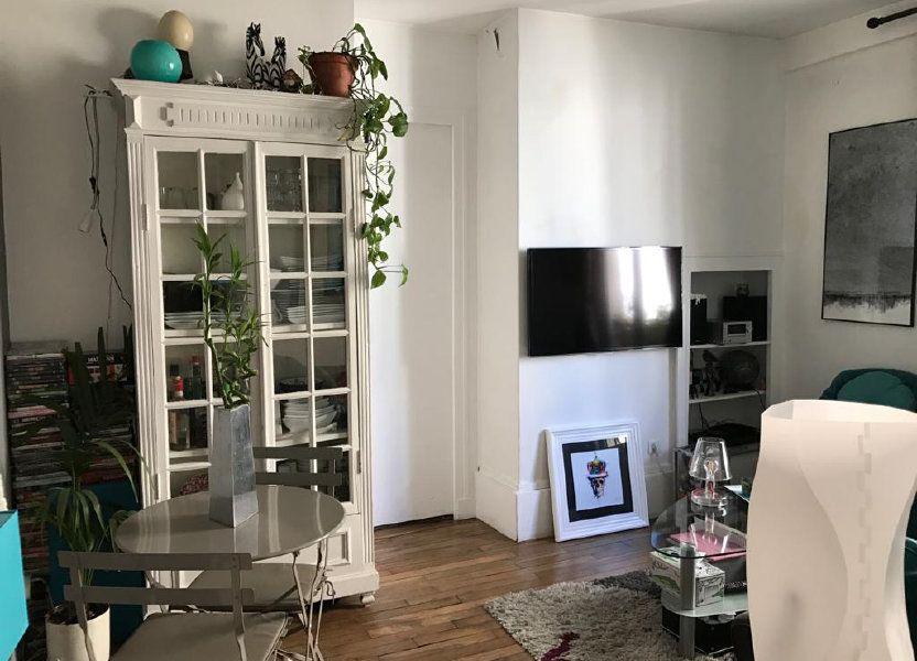 Appartement à vendre 34m2 à Paris 18