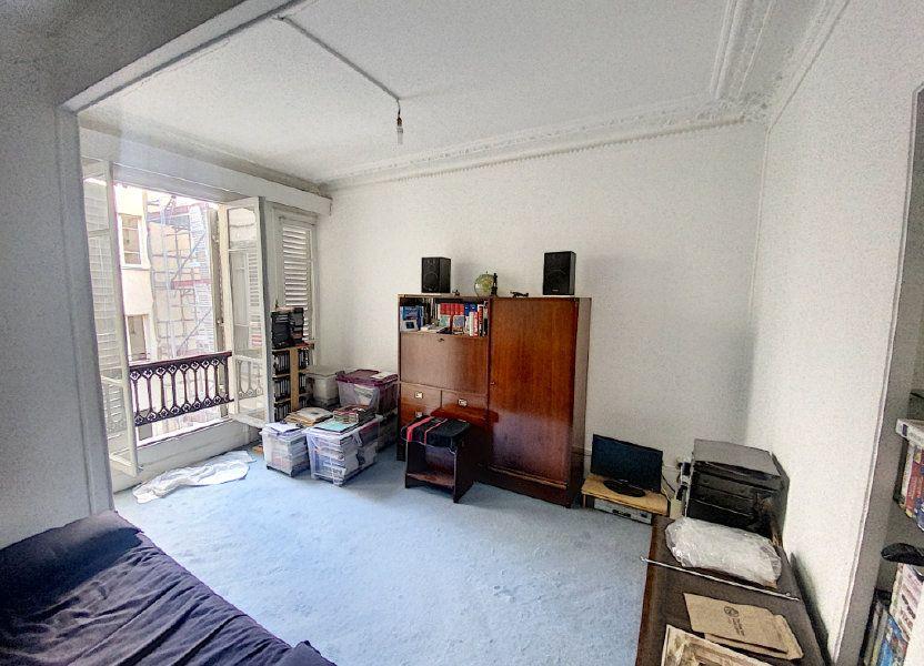 Appartement à vendre 29m2 à Paris 9