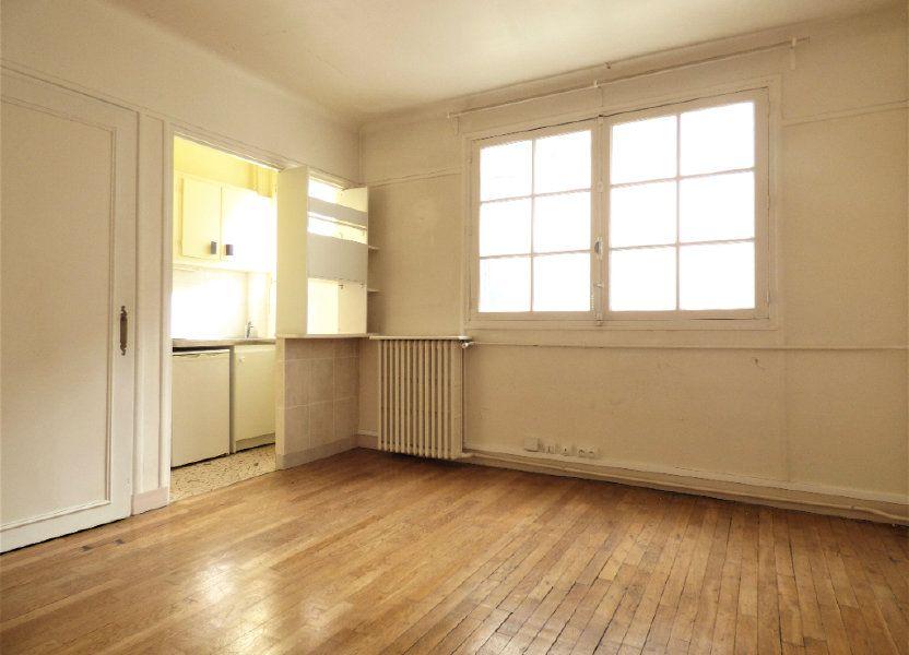 Appartement à vendre 23.54m2 à Paris 18