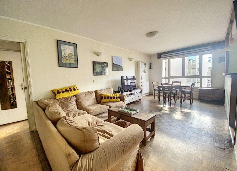 Appartement à vendre 82m2 à Paris 19