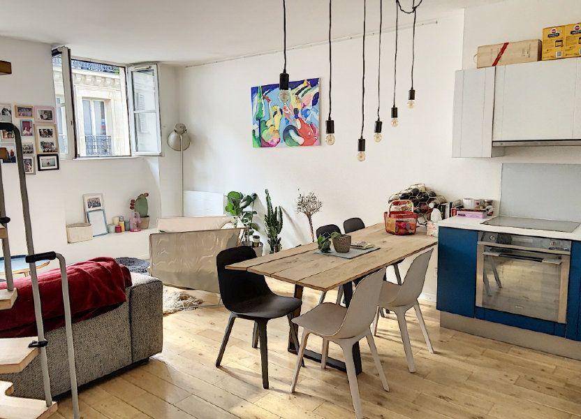 Appartement à vendre 43m2 à Paris 10