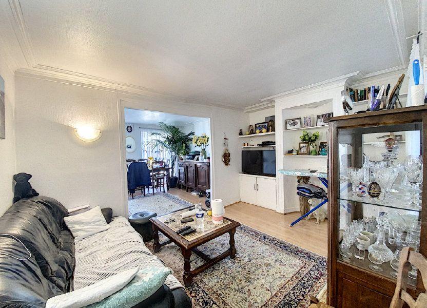 Appartement à vendre 52m2 à Paris 10
